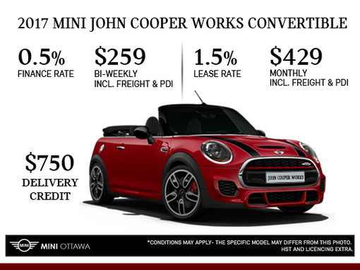 2017 Mini John Cooper Works Convertible Mierins Automotive Group