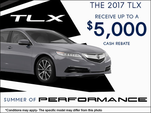 save on the 2017 acura tlx today mierins automotive group