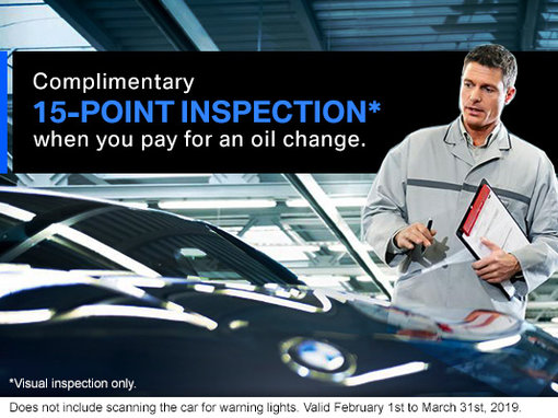 15-point inspection