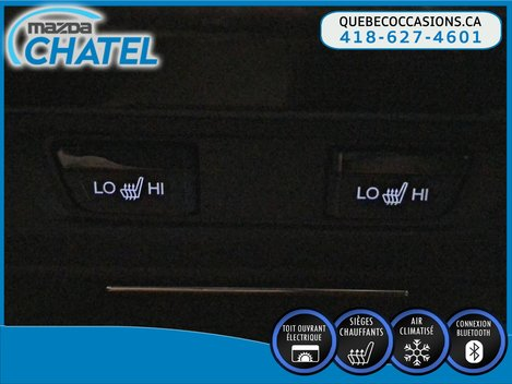Honda Civic Sdn EX - TOIT OUVRANT - SIEGES CHAUFFANTS - CRUISE 2013