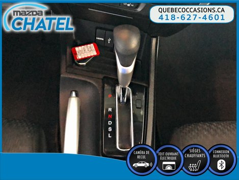 2015 Honda Civic Sedan EX - TOIT OUVRANT - SIEGES CHAUFFANTS - CAMÉRA