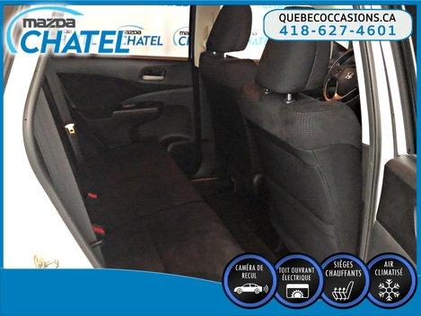 Honda CR-V EX AWD - TOIT OUVRANT - SIÈGES CHAUFFANTS - CAMÉRA 2012