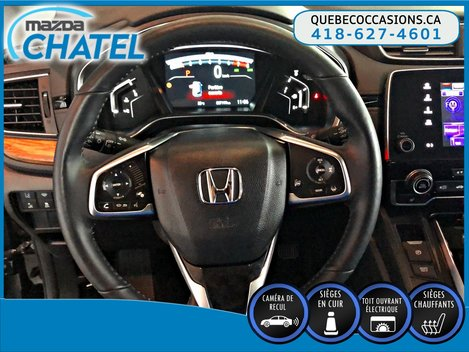 Honda CR-V EX-L AWD - CUIR - TOIT OUVRANT - CAMÉRA 2017