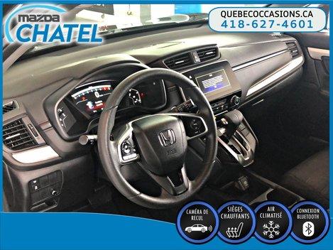 2017 Honda CR-V LX FWD - CRUISE - BLUETOOTH - CAMÉRA