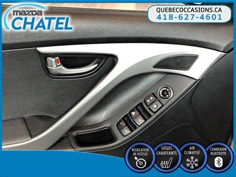 Hyundai Elantra GL - AUTO - A/C - BLUETOOTH 2015