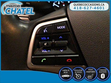 Hyundai Elantra GL - CAMÉRA - SIEGES+VOLANT CHAUFFANTS 2017
