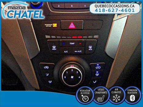 Hyundai Santa Fe Sport FWD - CRUISE - BLUETOOTH - SIEGES CHAUFFANTS 2015