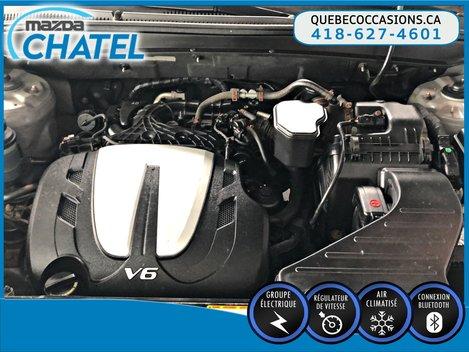 Hyundai Santa Fe GL AWD - CRUISE - BLUETOOTH 2010