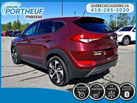 2016 Hyundai Tucson PREMIUM 1.6T - AWD - GROUPE ÉLECTRIQUE