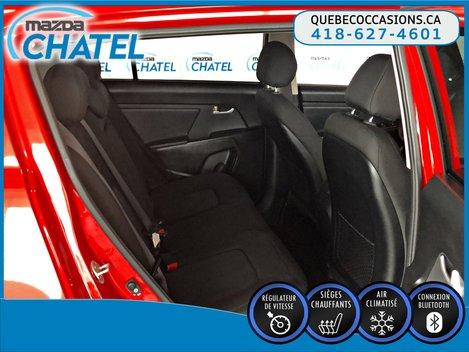 2013 Kia Sportage LX - CRUISE - BLUETOOTH - A/C