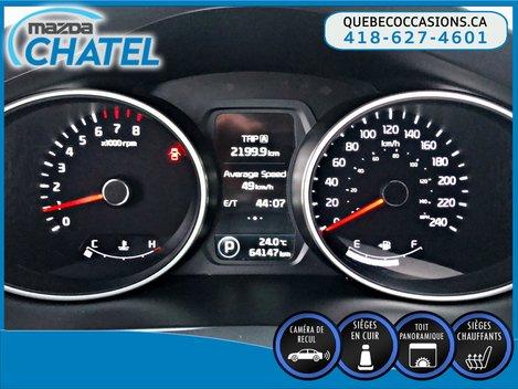 Kia Sportage EX - CUIR - AWD - TOIT PANORAMIQUE 2016