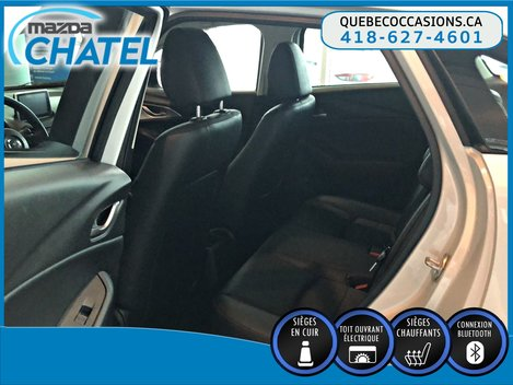 Mazda CX-3 GS-L AWD - CUIR - TOIT OUVRANT - SIEGES CHAUFFANTS 2016