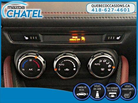 Mazda CX-3 GT AWD - TECH PKG - GPS - CAMÉRA 2016