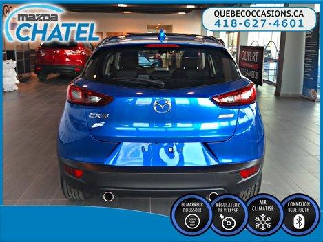 Mazda CX-3 GX - AUTO - A/C - CRUISE - BLUETOOTH 2016