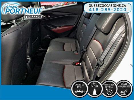 2016 Mazda CX-3 GS-L - SIÈGES CHAUFFANTS - CUIR - BLUETOOTH