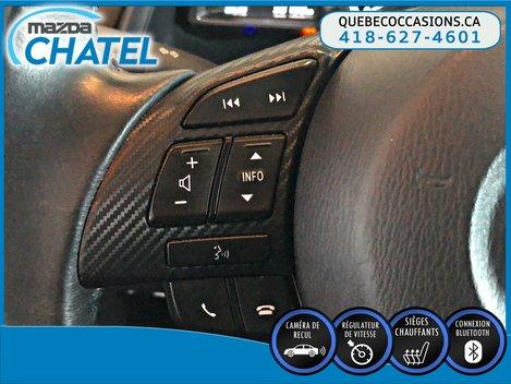 Mazda CX-3 GS AWD - SIEGES CHAUFFANTS - CAMÉRA - BLUETOOTH 2017