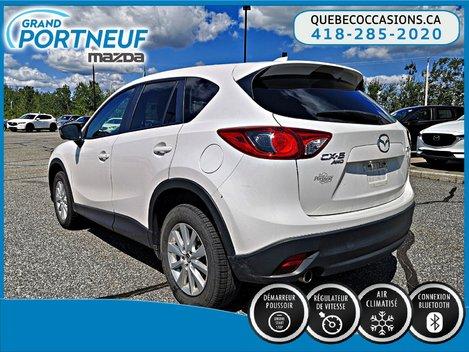 2013 Mazda CX-5 GX - AWD - BLUETOOTH - AUDIO AU VOLANT