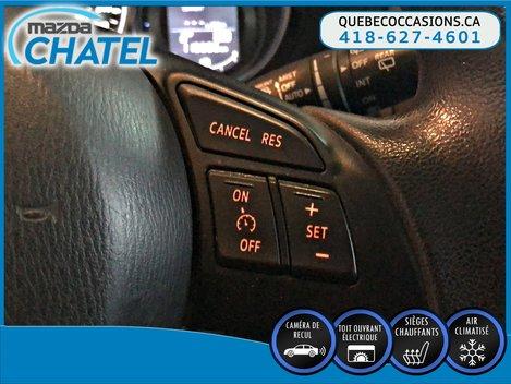 Mazda CX-5 GS AWD - TOIT OUVRANT - SIEGES CHAUFFANTS - CAMÉRA 2014