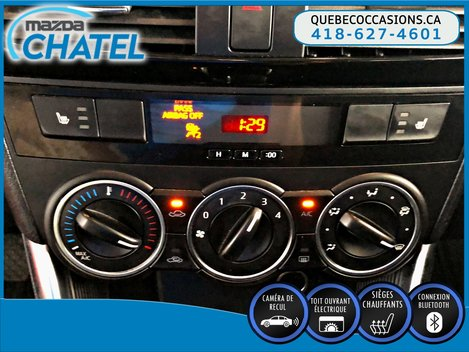 Mazda CX-5 GS AWD - TOIT OUVRANT - SIEGES CHAUFFANTS - CAMÉRA 2014