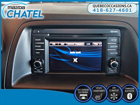 2014 Mazda CX-5 GS FWD - TOIT OUVRANT - SIÈGES CHAUFFANTS - A/C
