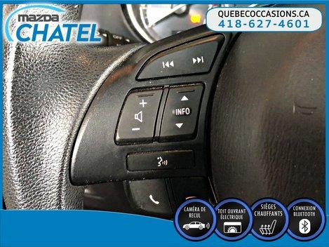 Mazda CX-5 GS - TOIT OUVRANT - SIEGES CHAUFFANTS- A/C 2015