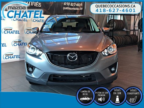 Mazda CX-5 GT AWD - CUIR - TOIT OUVRANT - SIEGES CHAUFFANTS 2015
