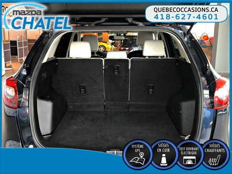 Mazda CX-5 GT AWD - CUIR - TOIT OUVRANT - SIÈGES CHAUFFANTS 2016