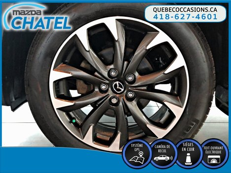 Mazda CX-5 GT AWD - CUIR - BOSE - TOIT OUVRANT 2016
