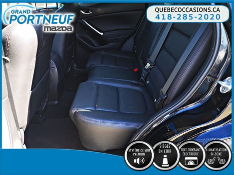 2016 Mazda CX-5 GT - AWD - BOSE - ANGLES MORT