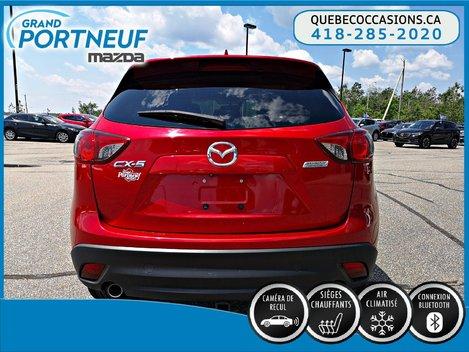 2016 Mazda CX-5 GS - ANGLES MORTS - CAMÉRA - SIÈGES CHAUFFANTS