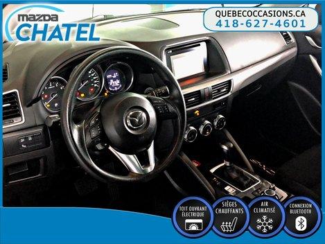 2016 Mazda CX-5 GS - TOIT OUVRANT - SIEGES CHAUFFANT - CAMÉRA