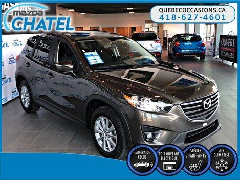 Mazda CX-5 GS AWD - TOIT OUVRANT - CAMERA - BLUETOOTH 2016