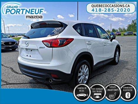 2016 Mazda CX-5 GS - AWD - A/C - ANGLES MORTS - SIÈGES CHAUFFANT