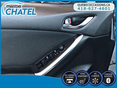 2016 Mazda CX-5 GS AWD - TOIT OUVRANT - SIEGES CHAUFFANTS - CAMÉRA