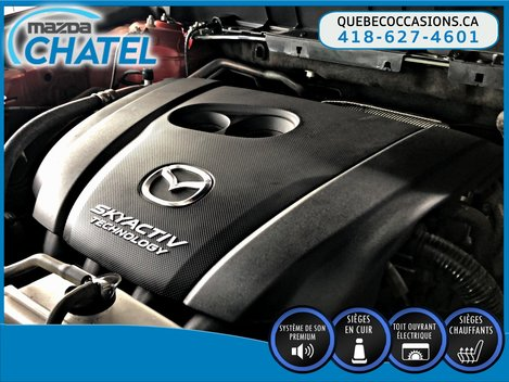 Mazda CX-5 GT AWD - CUIR - GPS - TOIT OUVRANT 2017