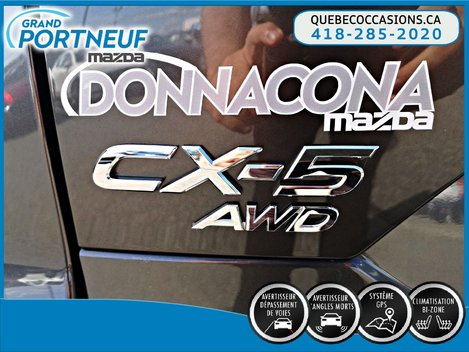2017 Mazda CX-5 GT -  GROUPE TECH - NAVIGATION - CUIR