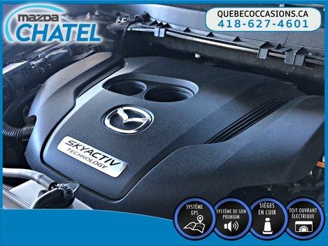 Mazda CX-9 GT TECH PKG - CUIR - TOIT OUVRANT - GPS 2016