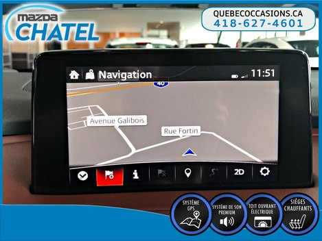 Mazda CX-9 SIGNATURE - AWD - CUIR NAPA -  NAVIGATION 2017
