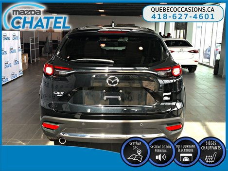Mazda CX-9 SIGNATURE AWD - CUIR NAPA -  NAVIGATION 2017