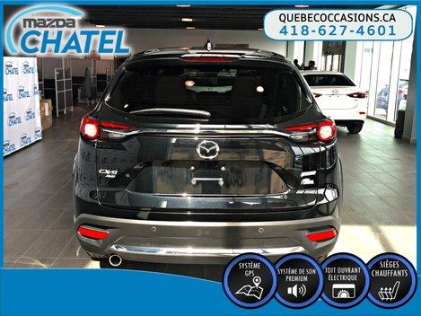 Mazda CX-9 SIGNATURE - AWD - CUIR NAPA -  NAVIGATION 2017
