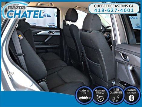 2017 Mazda CX-9 GS - SIÈGES CHAUFFANTS - CAMÉRA - CRUISE