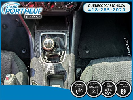 2014  Mazda3 Sport GX - BLUETOOTH - A/C - GROUPE ÉLECTRIQUE
