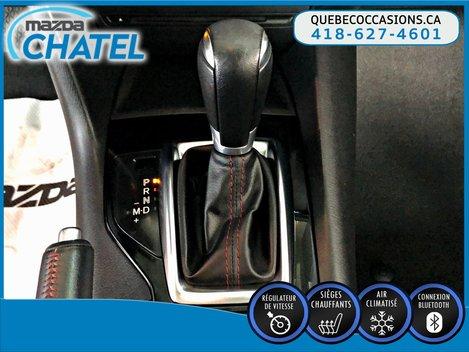 2014  Mazda3 Sport GS - SIÈGES CHAUFFANTS - CAMÉRA - CRUISE