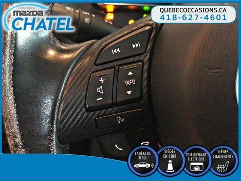 Mazda Mazda3 Sport GT - CUIR - TOIT OUVRANT - SIEGES CHAUFFANTS 2015