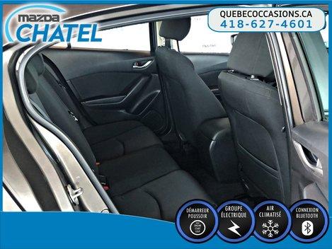2015  Mazda3 Sport GX - BLUETOOTH - A/C