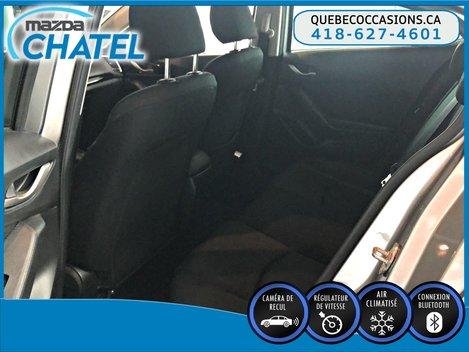 2016  Mazda3 Sport GX - GPS - CAMÉRA - BLUETOOTH - A/C