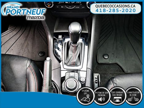 2016  Mazda3 Sport GT - BOSE - TOIT OUVRANT - CUIR