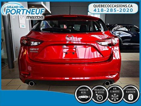 2018  Mazda3 Sport GX - BLUETOOTH - CAMERA - DÉMONSTRATEUR