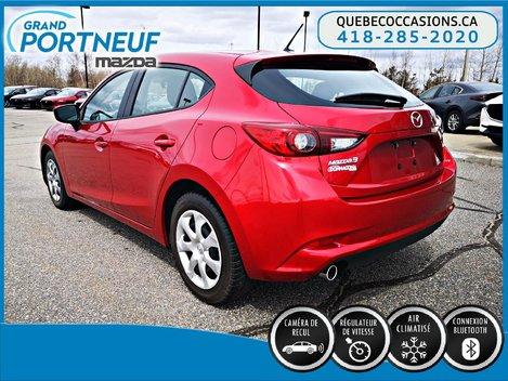 Mazda3 Sport GX - DÉMONSTRATEUR- GR. ÉLECTRIQUE 2018