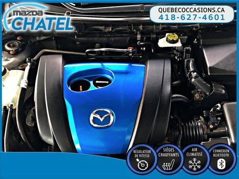 2013 Mazda Mazda3 GS-SKY - SIÈGES CHAUFFANTS - CRUISE - BLUETOOTH